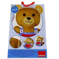 Couds ton ours Teddy Goula