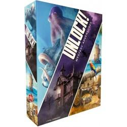 Unlock ! Mistery Adventures - Jeux de société - ASMODEE