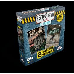 Escape Room Le Jeu - Prison Island - Asylum
