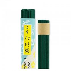 Rouleau Japonais Court Le Chant des Bambous - Aromandise