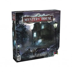 Mystery House - Jeux de société - GIGAMIC