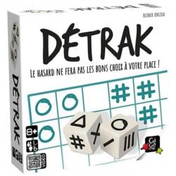 Détrak - Jeux de société - GIGAMIC
