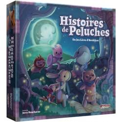 Histoires de Peluche - Jeux de société - ASMODEE