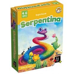 Serpentina - Jeux de société - GIGAMIC