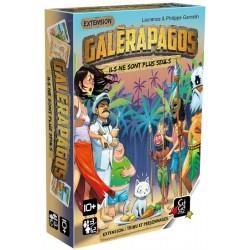 Galèrapagos : Tribus et personnages - Jeux de société - GIGAMIC