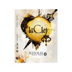 La Cléf : Tome 1- Astolie - Jeux de société - GIGAMIC