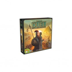 7 Wonders Duel - Jeux de société - ASMODEE