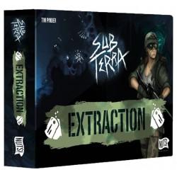 Sub Terra - Extension 2 - Extraction - Jeux de société - NUTS PUBLISHING