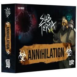 Sub Terra - Extension 3 - Annihilation - Jeux de société - NUTS PUBLISHING