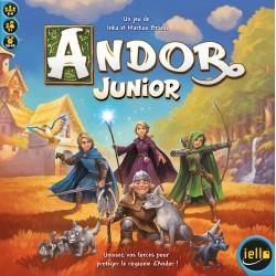 Andor Junior - Jeux de société - IELLO