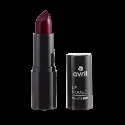 Rouge à lèvres Bio Cerise burlat N°602