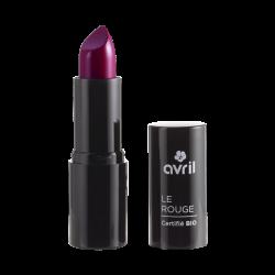 Rouge à lèvres Bio Grenat N°635
