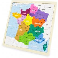 Puzzle France 72 pcs Ulysse